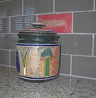 Mixed Veggie Jar