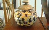Cathra-Anne's Sunflower Jar