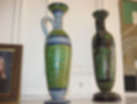 Lekythos duo in situ