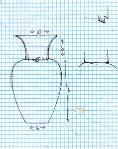Sketches for measurements
