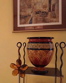 Richard's Grand Arches Krater