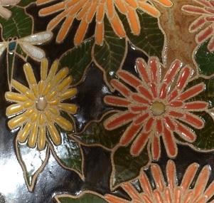 Zinnia Patch Detail