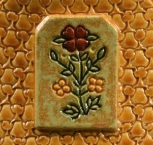 Poppy Medallion