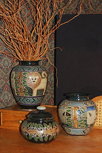 From Cathra-Anne's Lions and Laurel series