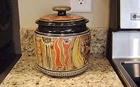 Cathra-Anne's Mixed Veg Jar