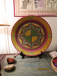 Antiquity Platter in The Sellings' collection