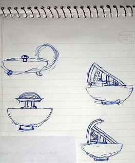 Richard's Infrastructure sketches