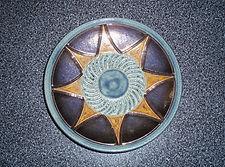 A bowl by Richard Meyer