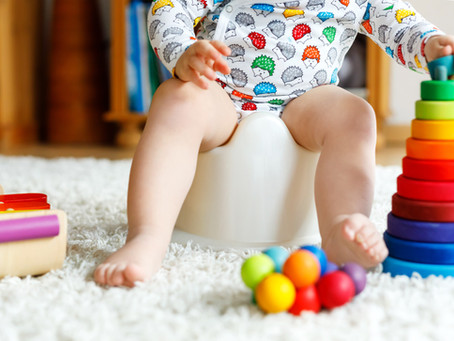 Potty training: getting it right