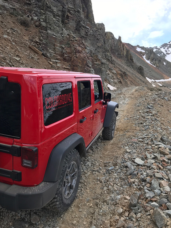 Ophir Pass: A Shortcut Into the High Country