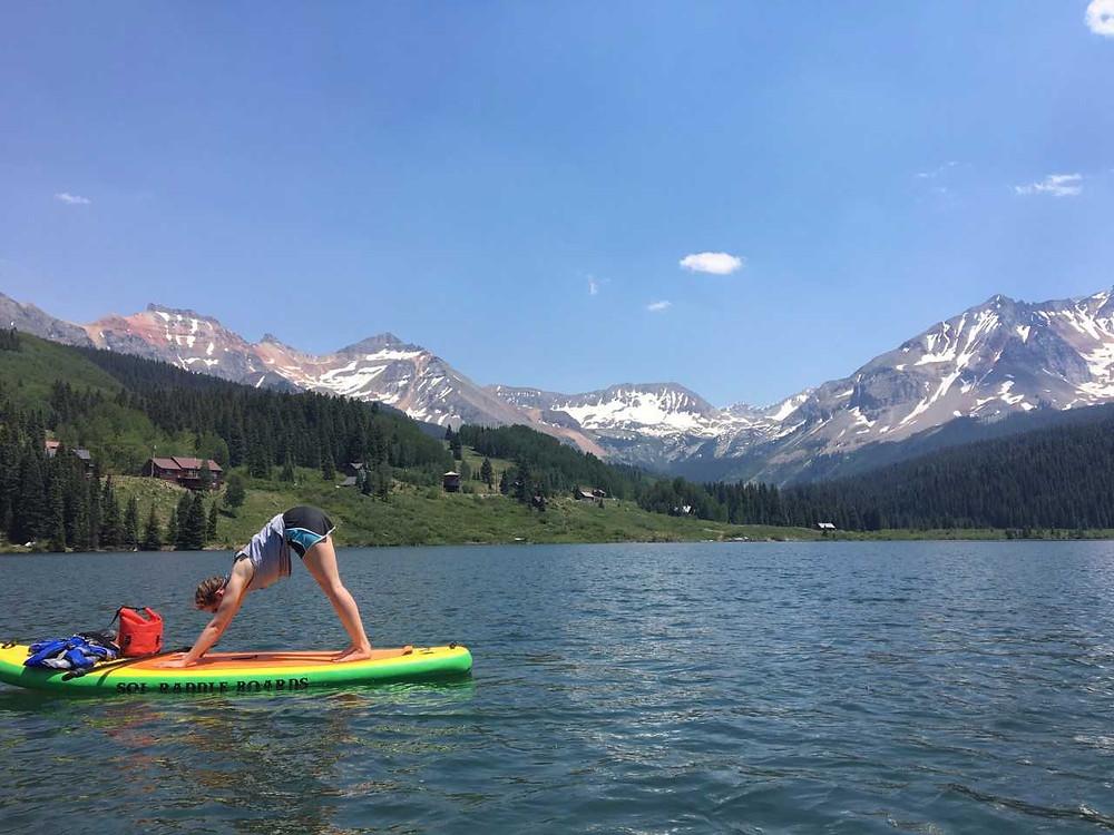 Trout Lake, Telluride Colorado