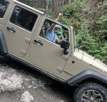 Colorado 145 Jeep Rubicon