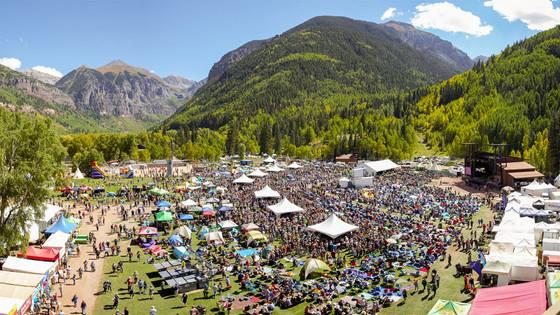 It's Festival Season - Telluride