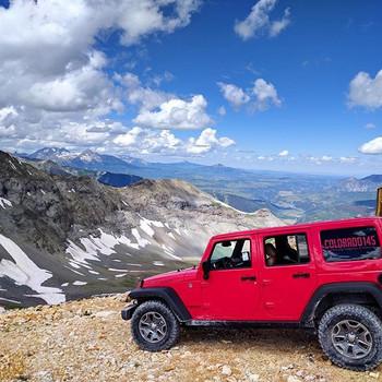 Colorado 145 Jeep