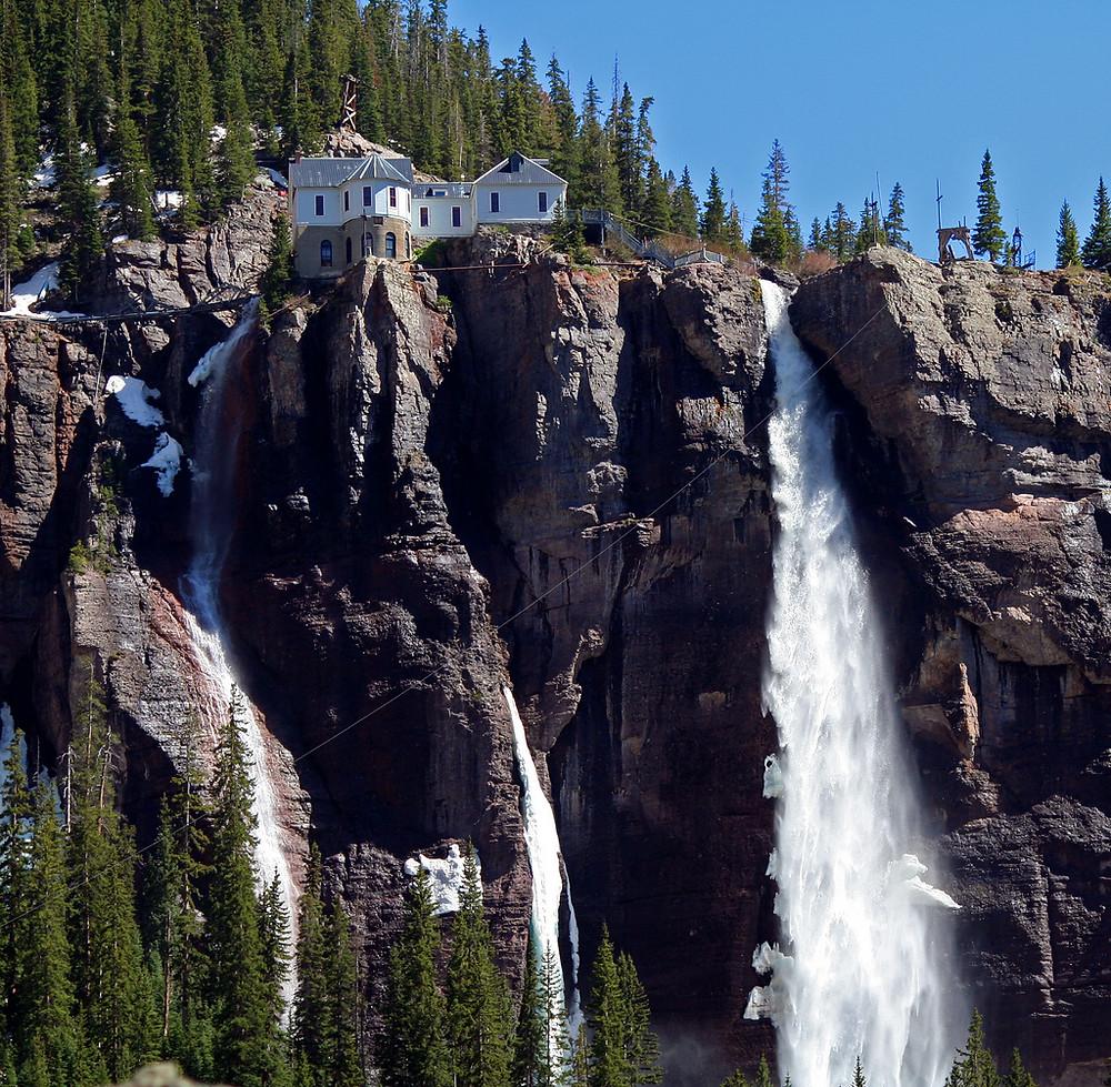 Bridal Veil Falls with Colorado145