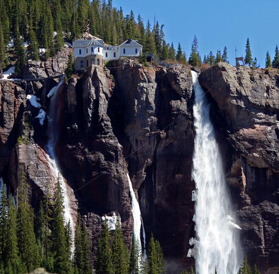 Bridal Veil Falls (365')