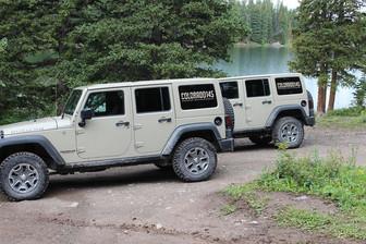 Colorado 145 Jeeps