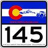 CO145 Logo