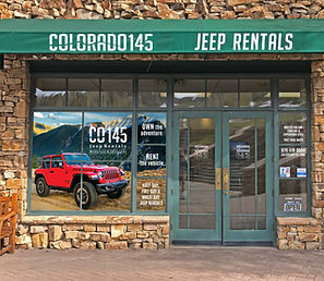 Colorado 145 Rental Shop