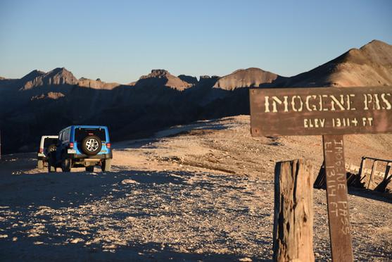 Imogene Pass, Colorado 145