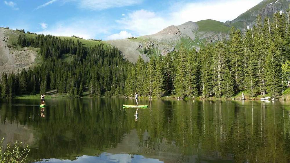 Alta Lakes, Telluride Colorado