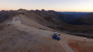 Drone footage with Colorado 145