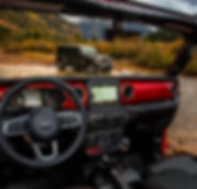 2018 Jeep JL Interior Dash