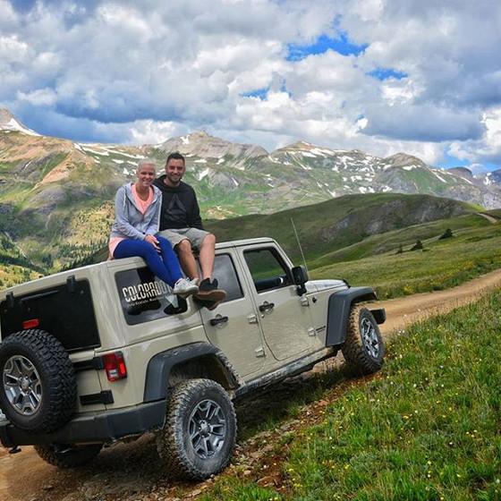 A Perfect Day in the Jeep, a Perfect Day in the San Juans