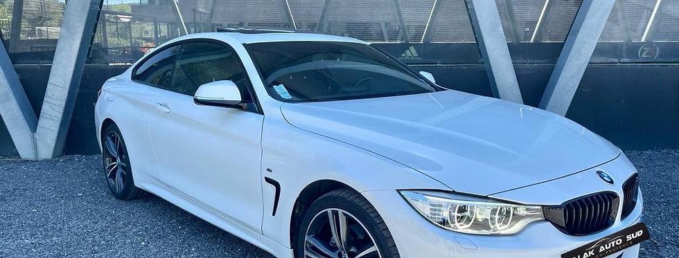 BMW SÉRIE 430D COUPÉ XDRIVE (F32) 258CH M SPORT