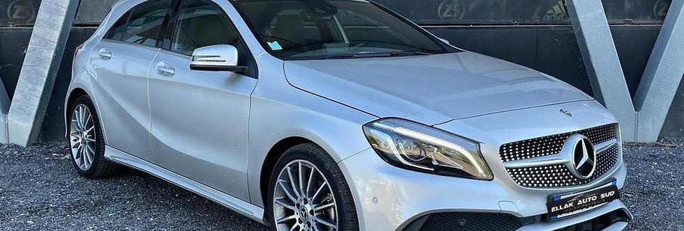 Mercedes-benz Classe A 200 d Fascination 7G-DCT