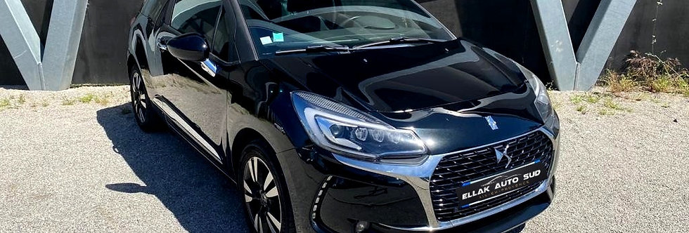 DS3 SPORT CHIC 1.6 HDI 100CH