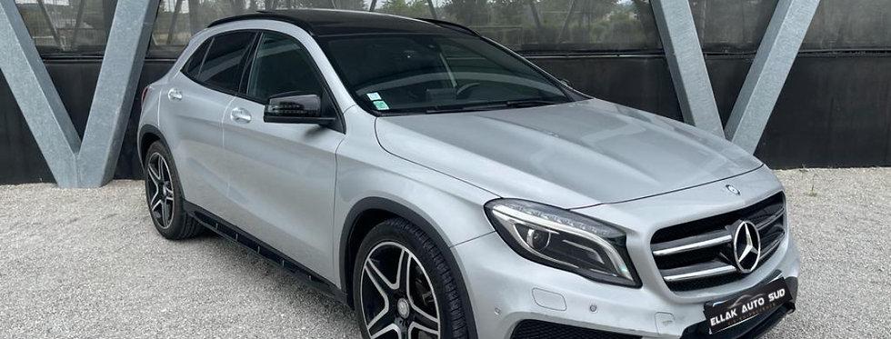 Mercedes-benz GLA 220 d Fascination 7G-DCT