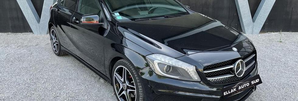 Mercedes Classe A 200 CDI BlueEFFICIENCY Fascination 7-G DCT