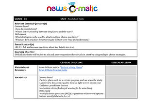 Lesson Plan #1 for News-O-Matic_Page_1.j