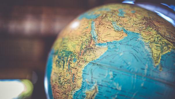 Social Studies globe