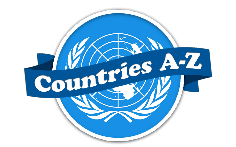Countries A-Z icon