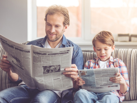 News-O-Matic Recommends: Tips for Reading the Newspaper