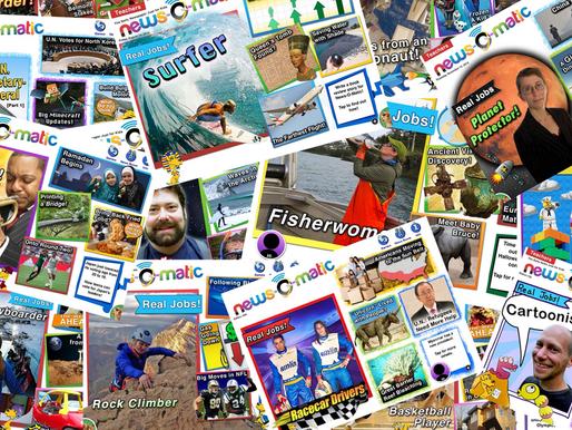 News-O-Matic Celebrates 2,000 Editions!