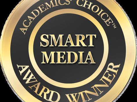 News-O-Matic Earns Academics' Choice Smart Media Award