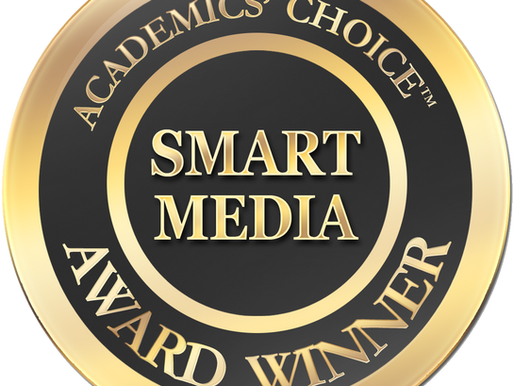 News-O-Matic Earns Academics' Choice Smart Media Award