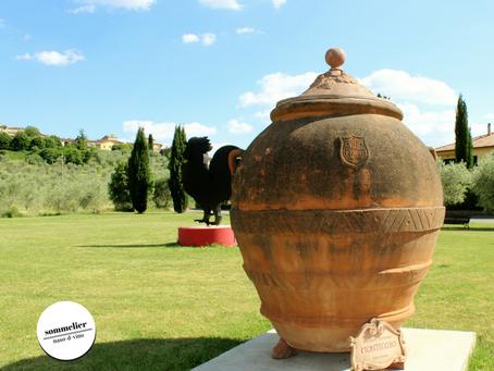 Fattoria di Montecchio: dalla terra alla terracotta.