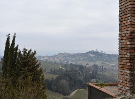 The eels of Bolsena and Vernaccia's wine
