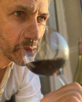 degustazione nasodvino calice vino rosso