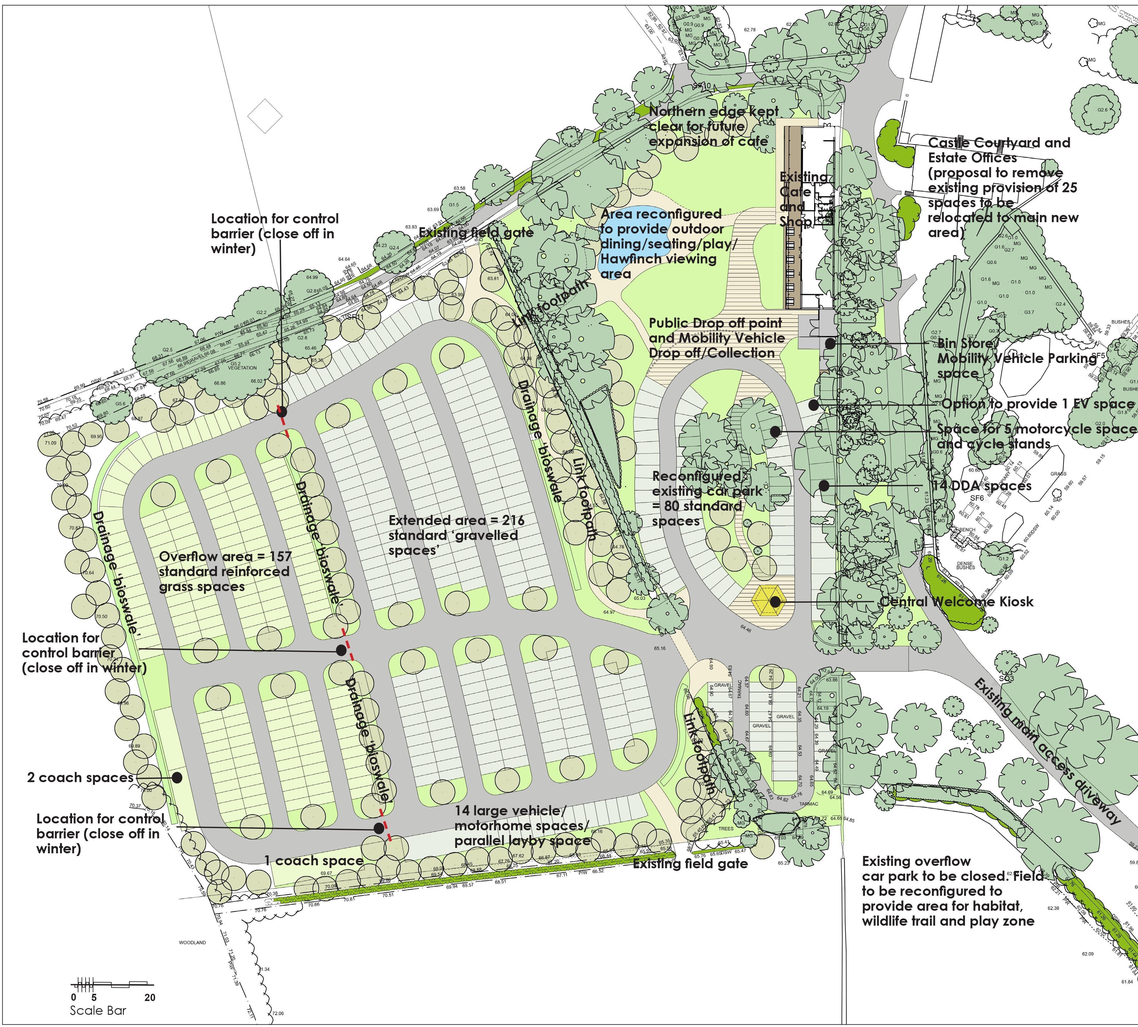 Sizergh Estate Masterplan