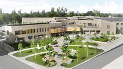 New Park House Mental Health Unit