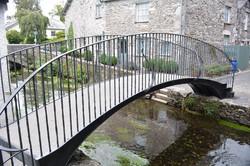 New Footbridge Cartmel