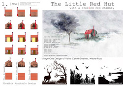 Little Red Hut Concept