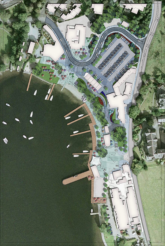 WATERHEAD MASTERPLAN