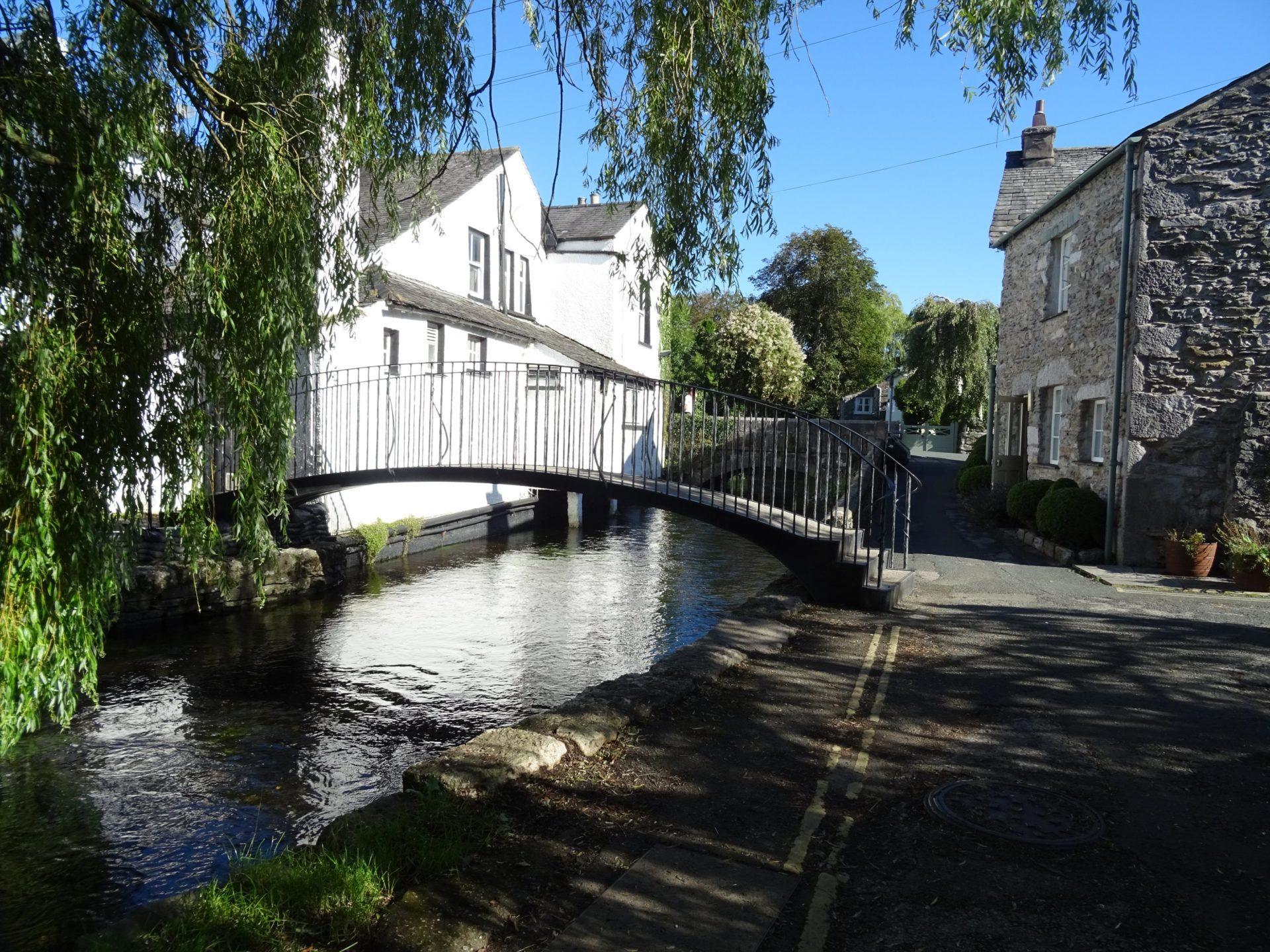 Footbridge Cartmel