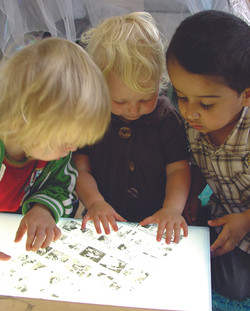 Making children's learning visible